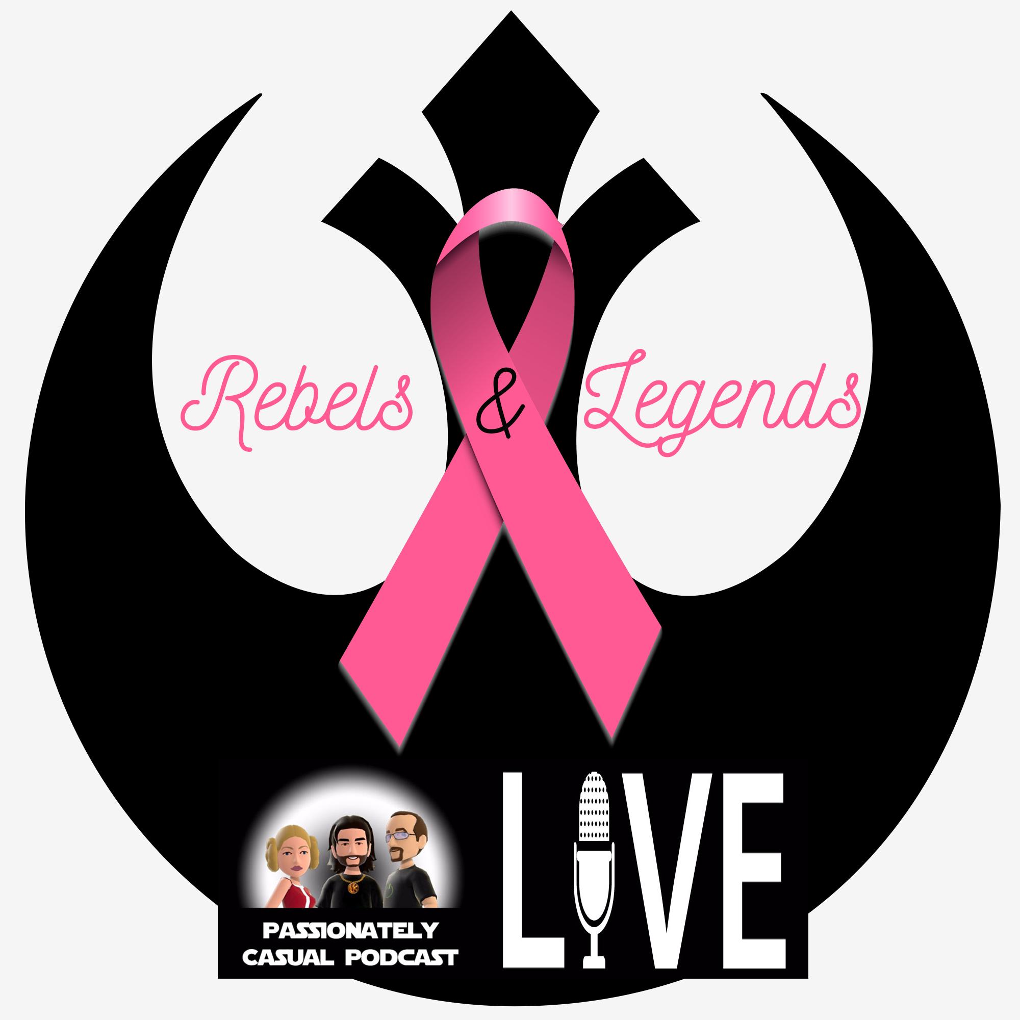 Episode 37: Rebels & Legends