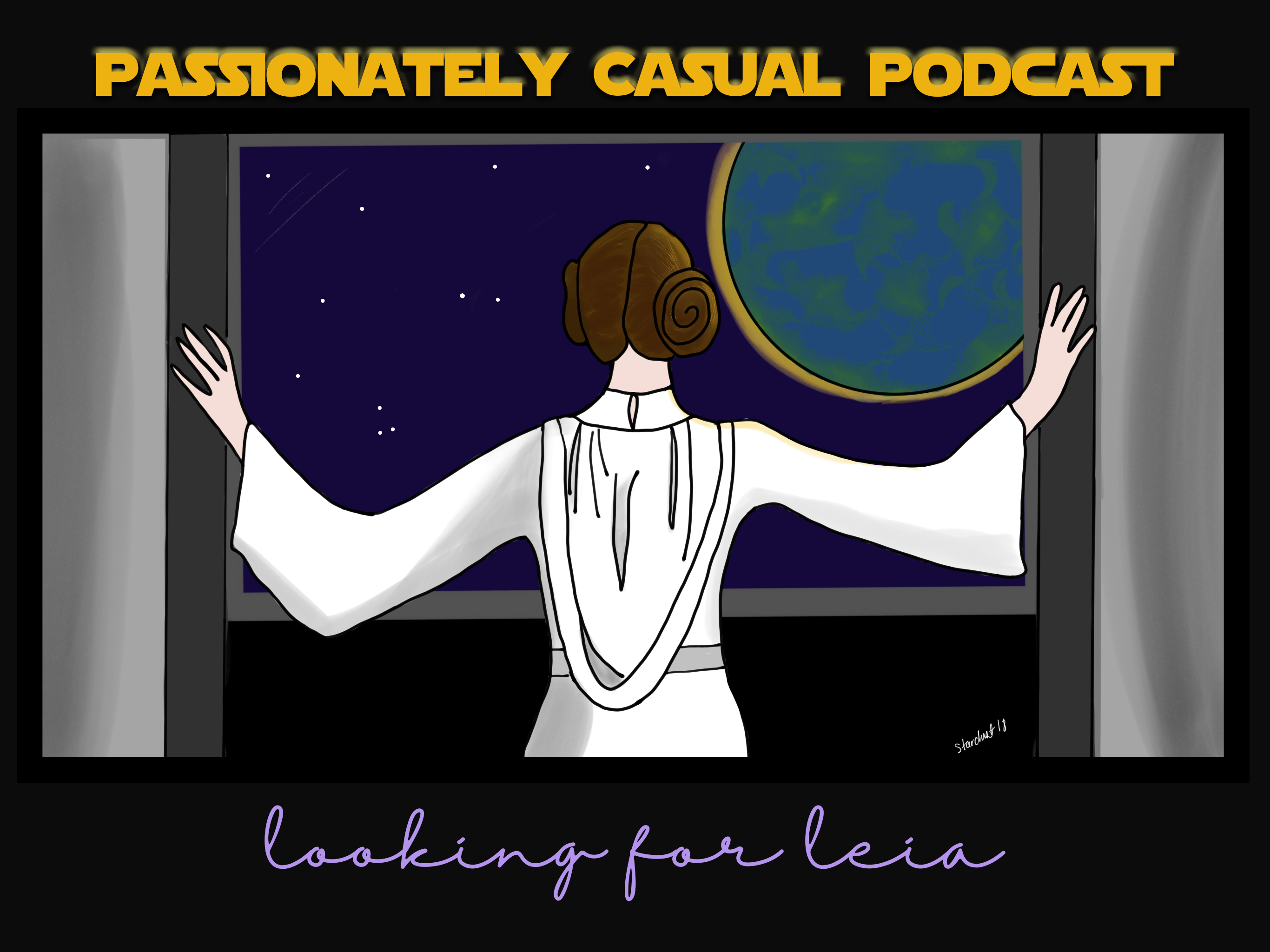 Ep. 44: Looking for Leia