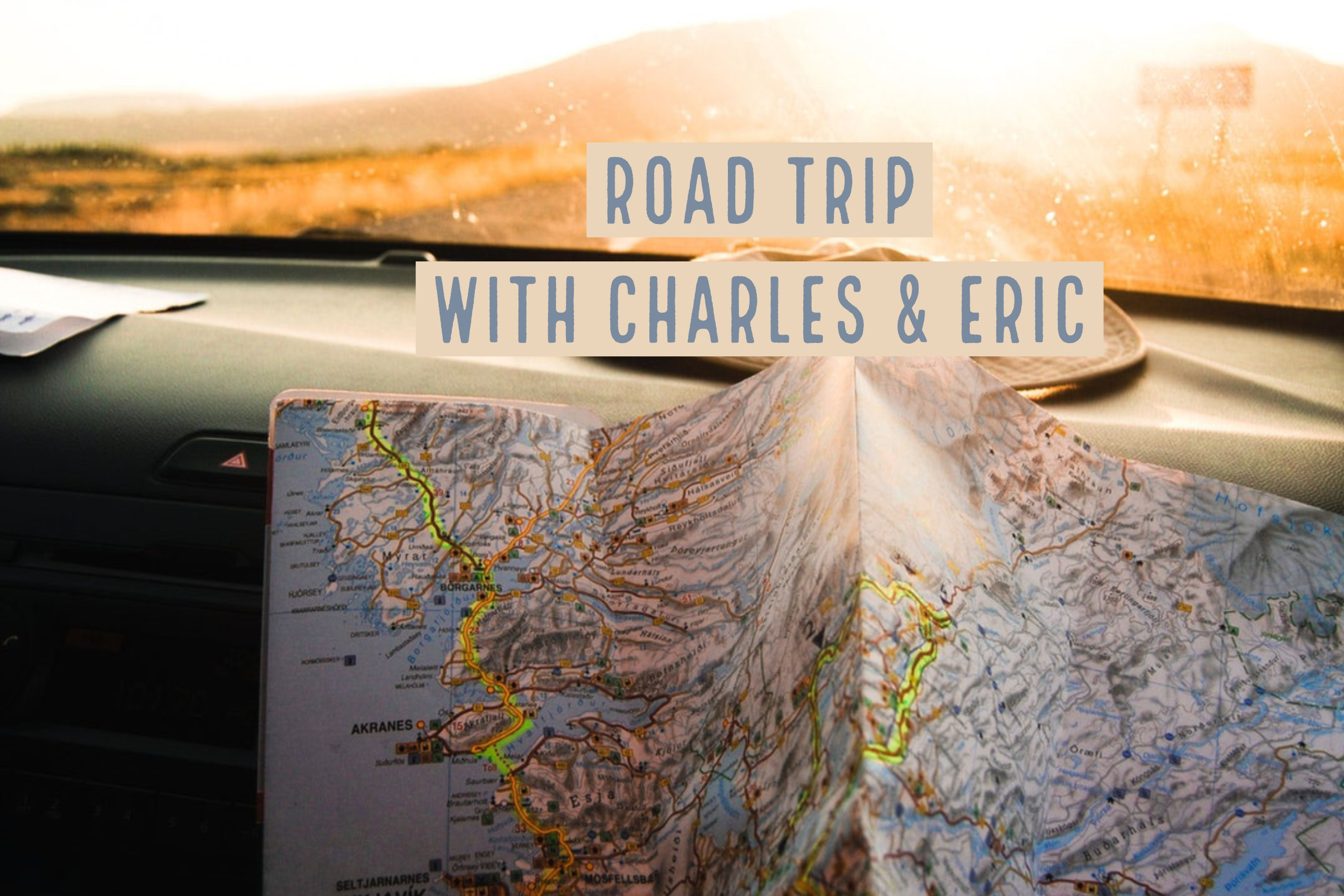 Episode 46: Roadtrip!